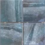 Brushstroke Aqua
