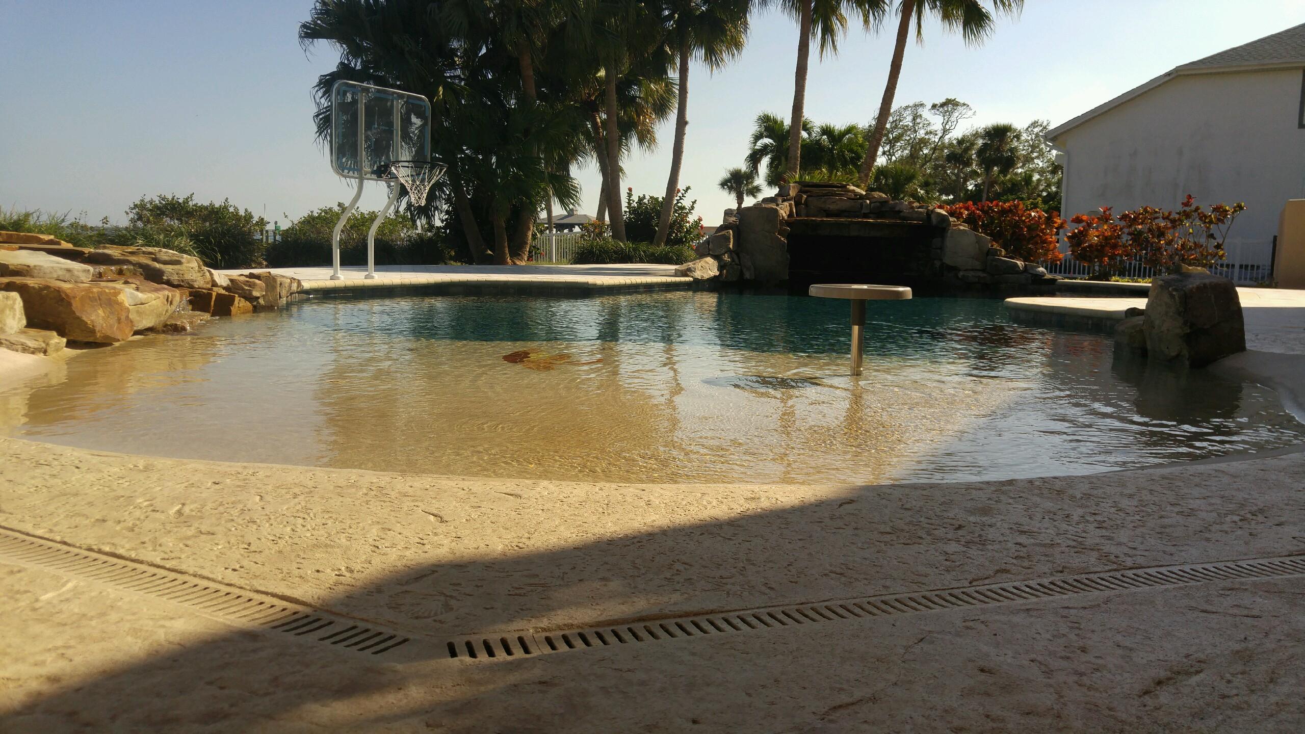Custom Pool Renovations Palm Bay and Melbourne Florida